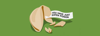 fortune cookie poison