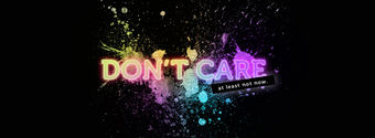 dont care - Creative